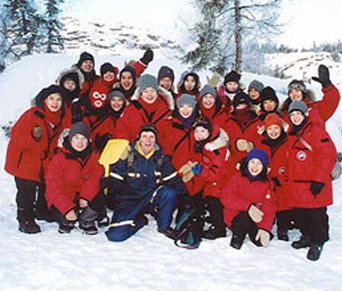 ワールドツアー カナダオーロラツアー