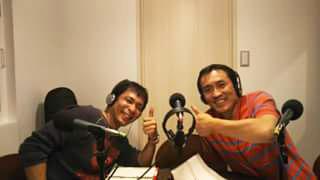 ラジオ放送局ゆめのたねの番組「お天道様ラジオ」
