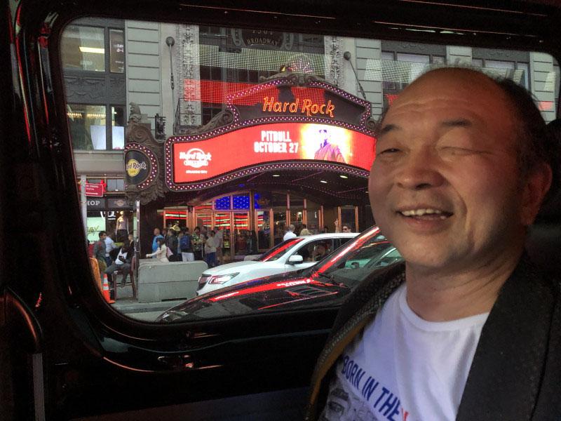 佐藤康行 ニューヨークにて
