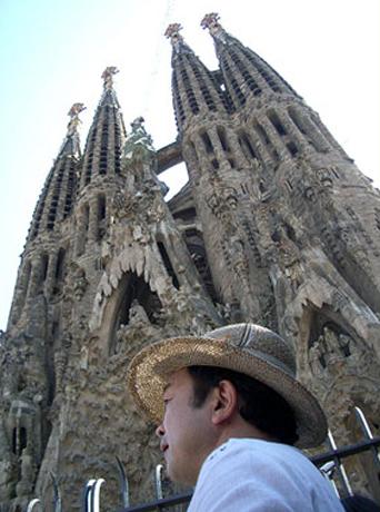 ワールドツアー スペイン
