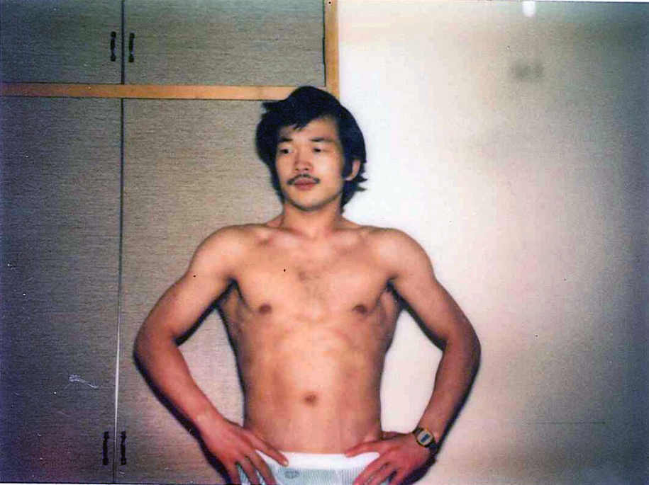 27歳の時の写真です